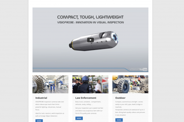 Welcome to the new VISIOPROBE website