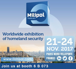 Visioprobe at Milipol 2017